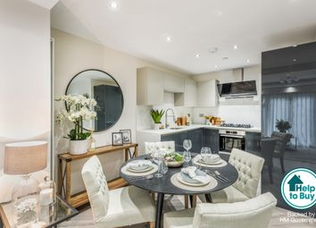 Thumbnail 1 bed flat for sale in Smitham Downs Road, Purley