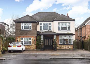 Thumbnail 4 bedroom detached house for sale in Myddelton Park, Whetstone