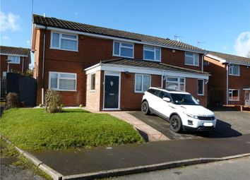 Thumbnail 3 bed semi-detached house for sale in Alderney Gardens, Kings Norton, Birmingham