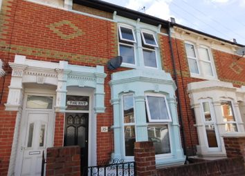 Thumbnail 3 bed terraced house to rent in Lynton Grove, Portsmouth
