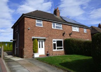 Thumbnail 3 bedroom semi-detached house for sale in St Martins Road, Talke Pits, Stoke-On-Trent