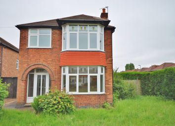 3 bed detached house to rent in Seaford Avenue, Wollaton, Nottingham NG8