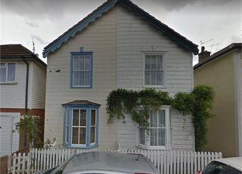 Thumbnail 2 bed terraced house to rent in Swanfield Road, Whitstable
