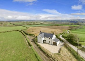 Thumbnail 5 bed detached house for sale in Shebbear, Beaworthy
