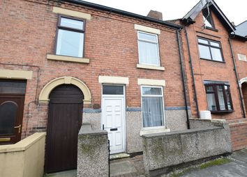 Thumbnail 3 bed terraced house for sale in Prospect Street, Alfreton, Derbyshire