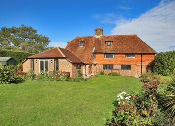 Crook Road, Brenchley, Tonbridge, Kent TN12. 4 bed detached house for sale