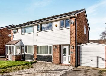 Thumbnail 3 bed semi-detached house for sale in High Meadow, Cheadle Hulme, Cheadle