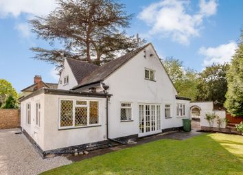 Thumbnail 4 bed bungalow for sale in Loughborough Road, Leicester, Leicestershire
