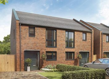 """Thumbnail 3 bedroom detached house for sale in """"Barton"""" at Huntingdon Road, Cambridge"""