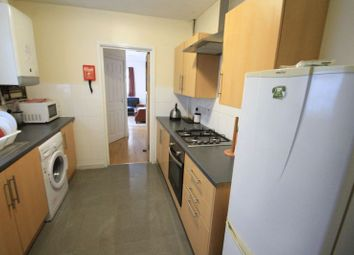 Thumbnail 5 bedroom terraced house to rent in Flora Street, Cathays, Cardiff