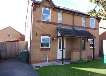 Thumbnail 2 bed semi-detached house to rent in Romney Drive, Stafford