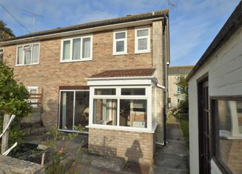 Thumbnail 3 bed terraced house for sale in Courtlands, Portland, Dorset