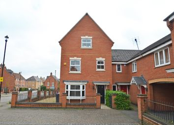 Thumbnail 4 bed semi-detached house for sale in Longstork Road, Coton Park, Rugby