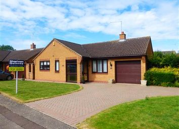 Thumbnail 3 bed detached bungalow for sale in Barkston Drive, Dogsthorpe, Peterborough