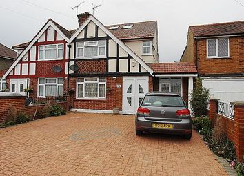 Thumbnail 5 bed semi-detached house for sale in Compton Road, Hayes, Hayes
