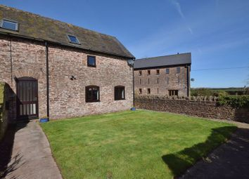 Thumbnail 2 bed semi-detached house for sale in Llangarron, Ross-On-Wye