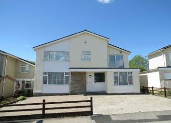 Thumbnail 4 bedroom detached house for sale in The Grove, Winscombe
