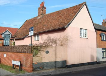Thumbnail 3 bed detached house for sale in The Street, Melton, Woodbridge
