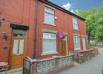 Thumbnail 3 bed terraced house for sale in Bentgate Street, Newhey, Rochdale