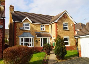 Thumbnail 4 bed detached house for sale in Fern Close, Portland Ridge, Rugby