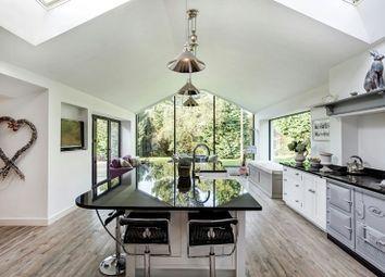 Thumbnail 5 bedroom farmhouse for sale in Giantswood Lane, Hulme Walfield, Congleton