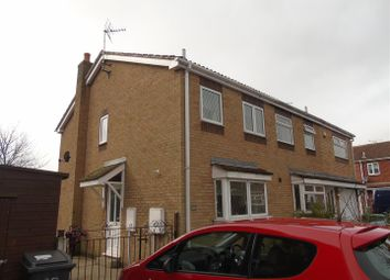 Thumbnail 2 bed semi-detached house to rent in Sycamore Close, Bolsover, Chesterfield
