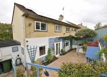 Thumbnail 4 bed semi-detached house for sale in Stirtingale Road, Bath, Somerset