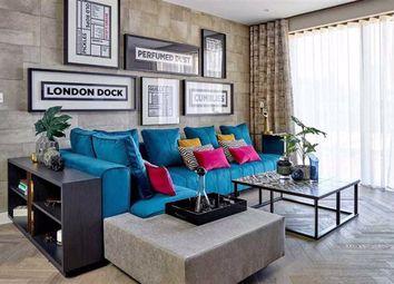 Inglefield Square, Prusom Street, London E1W. 3 bed flat