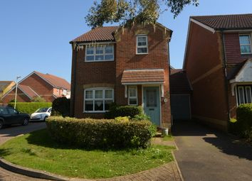 Thumbnail 3 bed link-detached house for sale in Dove Close, Kingsnorth, Ashford, Kent