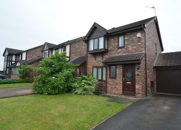 Thumbnail 3 bed detached house for sale in Oakwood Close, Blackpool
