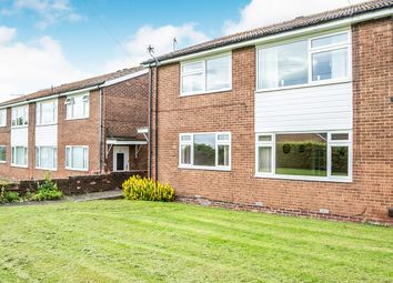 Thumbnail 2 bed flat for sale in Long Gair, Blaydon-On-Tyne, Tyne And Wear