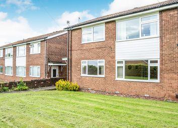 Thumbnail 2 bedroom flat for sale in Long Gair, Blaydon-On-Tyne, Tyne And Wear