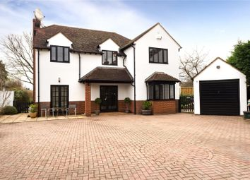 Thumbnail 4 bed detached house for sale in Woodstock Road, Wolvercote, Oxford