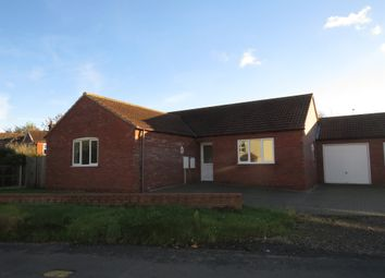 Thumbnail 3 bed bungalow for sale in Aylsham Road, North Walsham