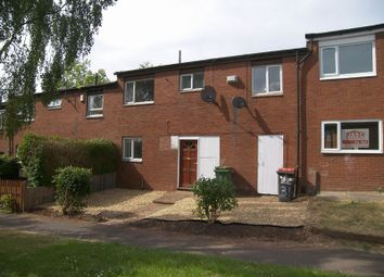 Thumbnail 4 bedroom terraced house to rent in 31 Bishopdale, Brookside, Telford