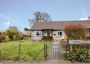Thumbnail 1 bed semi-detached bungalow for sale in Thorngreen Road, Kinrossie, Perth