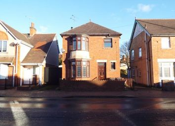 Thumbnail 3 bed detached house for sale in Central Avenue, Nuneaton, Warwickshire
