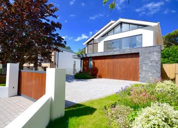 Thumbnail 4 bedroom detached house for sale in Lakeside Road, Canford Cliffs, Poole, Dorset