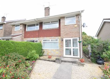 Thumbnail 3 bed semi-detached house for sale in Greenhill Road, Sebastopol, Pontypool
