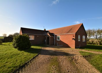Thumbnail 3 bed detached bungalow to rent in Great North Road, Foston, Grantham