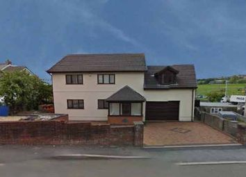 Thumbnail 4 bed detached house for sale in Black Lion Road, Llanelli, Carmarthenshire