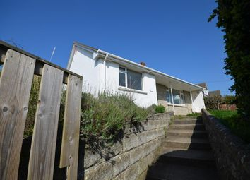 Thumbnail 2 bedroom detached bungalow to rent in Higher Park Road, Braunton