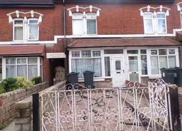 Thumbnail 2 bed terraced house for sale in Stockwell Road, Birmingham, West Midlands, .