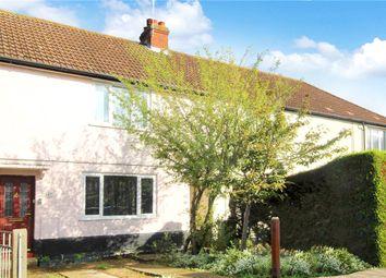Thumbnail 2 bed terraced house for sale in Nansen Road, Ipswich, Suffolk