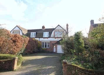 Thumbnail 4 bed semi-detached house for sale in Yardley Park Road, Tonbridge