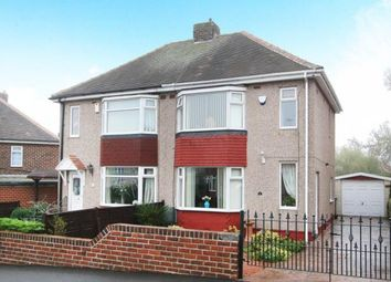 Thumbnail 3 bed semi-detached house for sale in Charnock Avenue, Sheffield, South Yorkshire