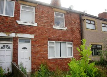 Thumbnail 3 bed terraced house for sale in Poplar Street, Ashington