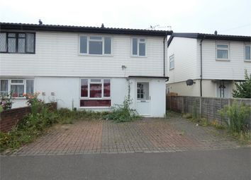 3 bed semi-detached house for sale in St Dunstans Road, Hounslow, Greater London TW4