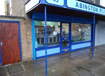 Thumbnail Retail premises for sale in Northampton, Northamptonshire
