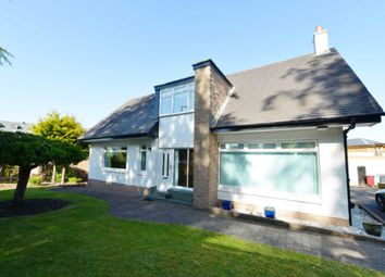Thumbnail 4 bed cottage for sale in Old Glasgow Road, Uddingston, Glasgow